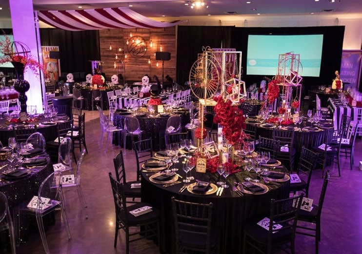 Full-service Event Venue in Dallas